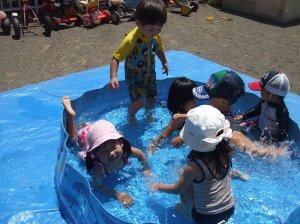 pool preschool